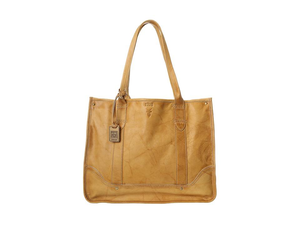 Frye - Campus Shopper (Banana) Tote Handbags