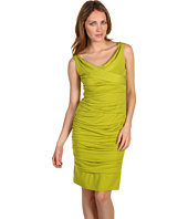 Muse - Ruched Glam Jersey Dress