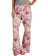 Life is good - Paisley Lace Trim Sleep Pant