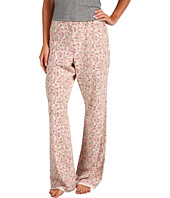 Life is good - Floral Lace Trim Sleep Pant
