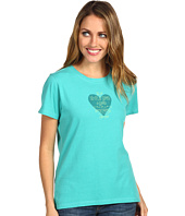 Life is good - Simply Good Heart Creamy™ Tee