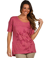 Life is good - Graceful Lily Top Notch Tee