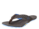 New Balance Minimus Vibram Thong Brown Shoes
