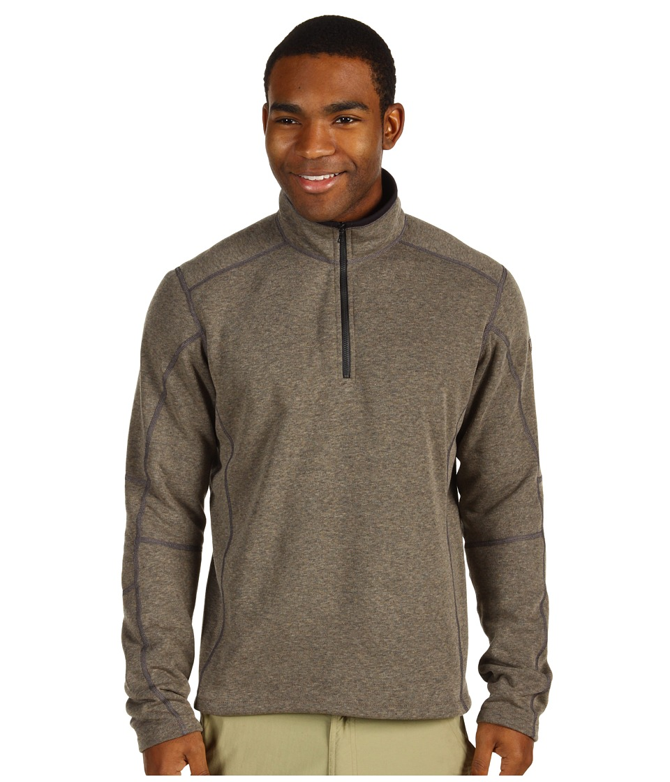 KUHL - Revel 1/4 Zip (Oatmeal) Mens Sweater