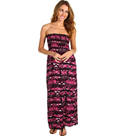 Christin Michaels - Avah Strapless Maxi Dress