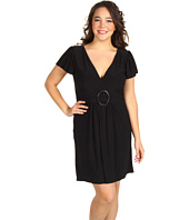 Christin Michaels - Plus Size Giselle Dress