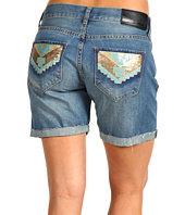 !iT Denim - Bonaroo Slouch Short in South Border
