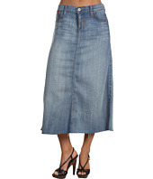 !iT Denim - Midi Skirt in Laid Back