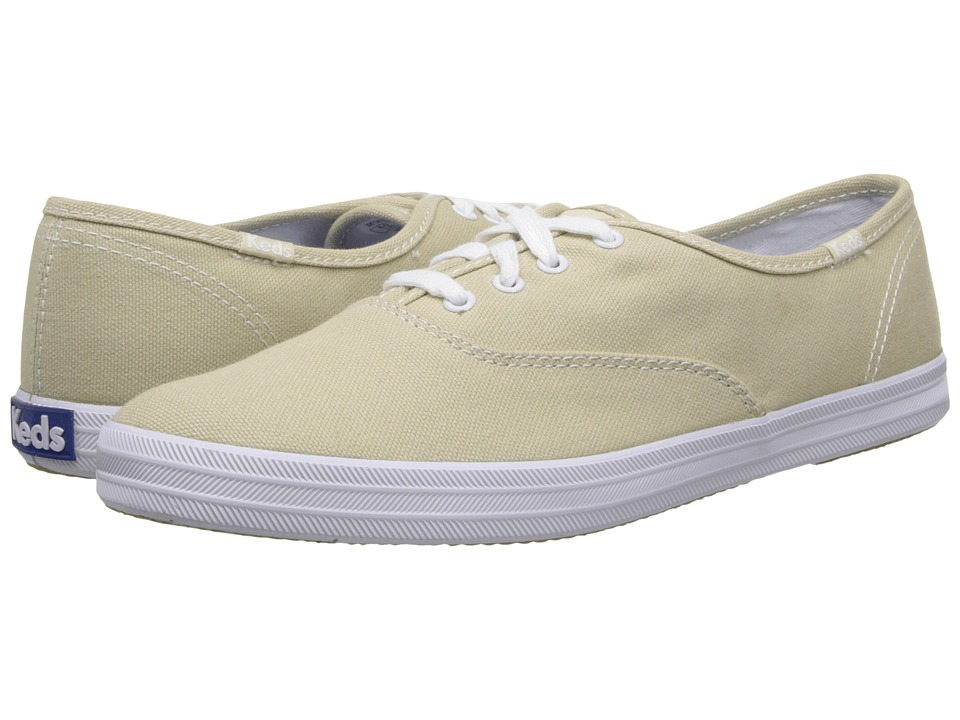 Keds - Champion-Canvas CVO (Stone Canvas) Women