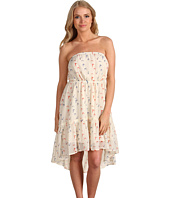 Quiksilver - Free Bird Strapless Dress
