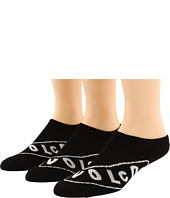 Volcom Kids - Pistol Sock 3-Pack (Big Kids)