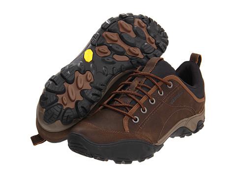 Putting On Walking Shoes