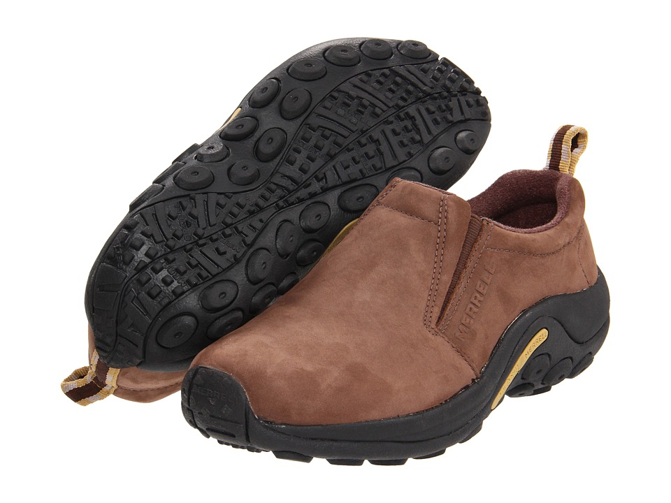 Merrell Jungle Moc Nubuck (Bracken Nubuck) Women's Shoes