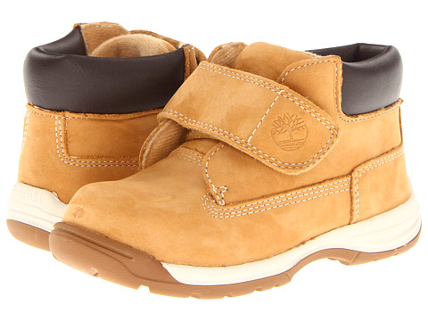 Timberland Kids Earthkeepers® Timber Tykes H&L Boot (Infant/Toddler) - Wheat
