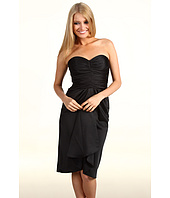Maggy London - Satin Strapless Dress