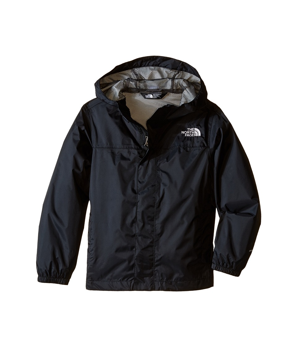 The North Face Kids - Zipline Rain Jacket (Little Kids/Big Kids) (TNF Black 2) Boy