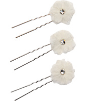 Nina - Myrissa Set of 3 Petite Floral Hair Pins