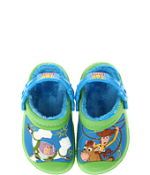 Crocs Kids - Woody™ & Buzz Lightyear™ Lasso Lined Clog (Infant/Toddler/Youth)