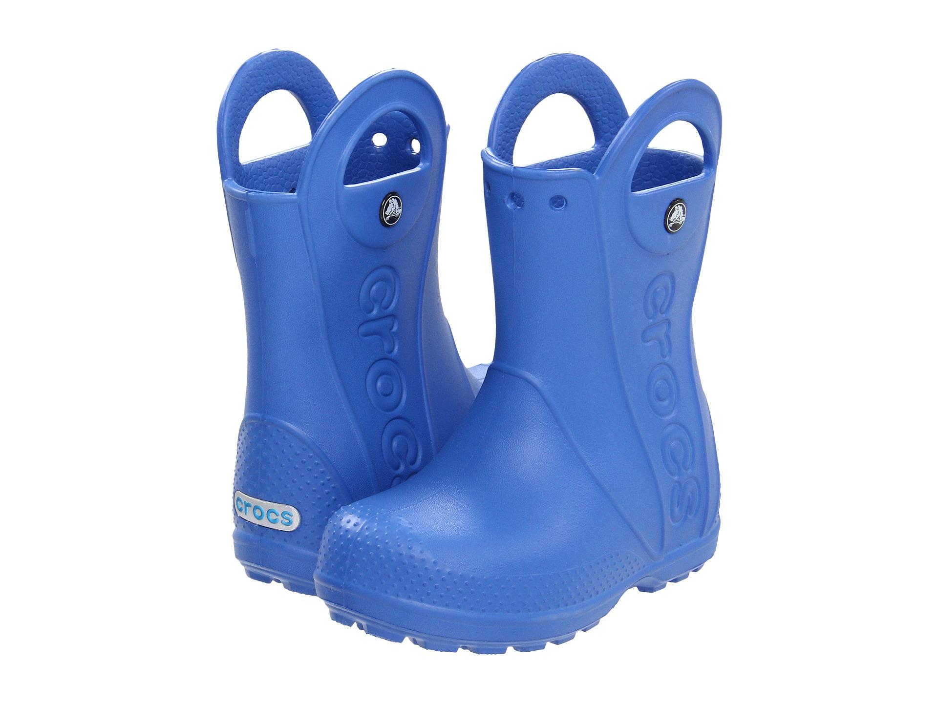 Crocs Kids Handle It Rain Boot Toddler Little Kid At