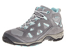 Hi-Tec - Total Terrain Aero Mid WP (Blue Moon/Metal/Minty) - Footwear