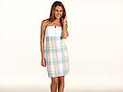 Lilly Pulitzer - Franco Dress (Multi Summer Plaid) - Apparel