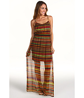 Twelfth Street by Cynthia Vincent - Smocked Waist Maxi Cami Dress