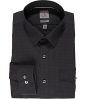 Calvin Klein - Slim Fit Two-Pocket L/S Dress Shirt