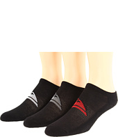 Quiksilver Kids - Beast Animal Ankle 3-Pair Pack (Youth)