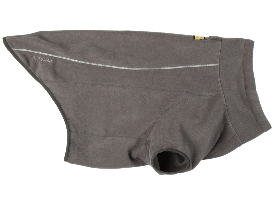 Ruffwear Climate Changer Fleece Granite Gray Dog Clothing