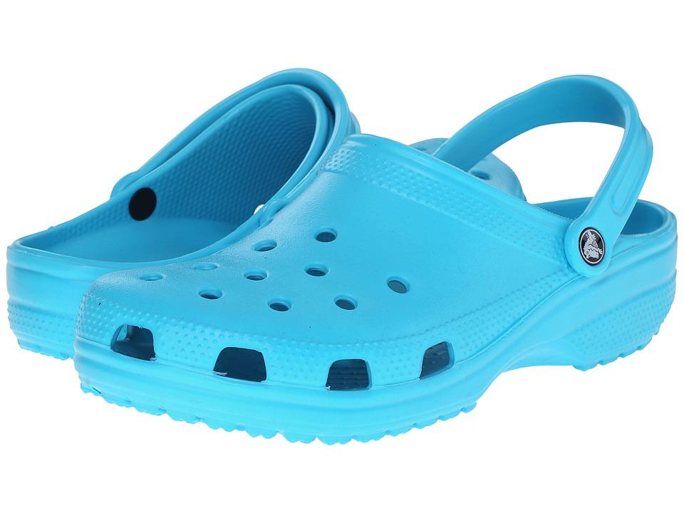 Crocs Classic Clogs (Electric Blue)