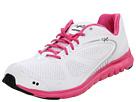 Ryka - Aspire (White/Pink Lollipop/Chrome Silver) - Footwear