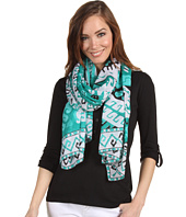 Christin Michaels - Cyan Scarf