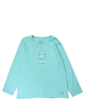 Life is good Kids - Girls' Snow Bunny L/S Crusher™ Tee (Little Kids/Big Kids)