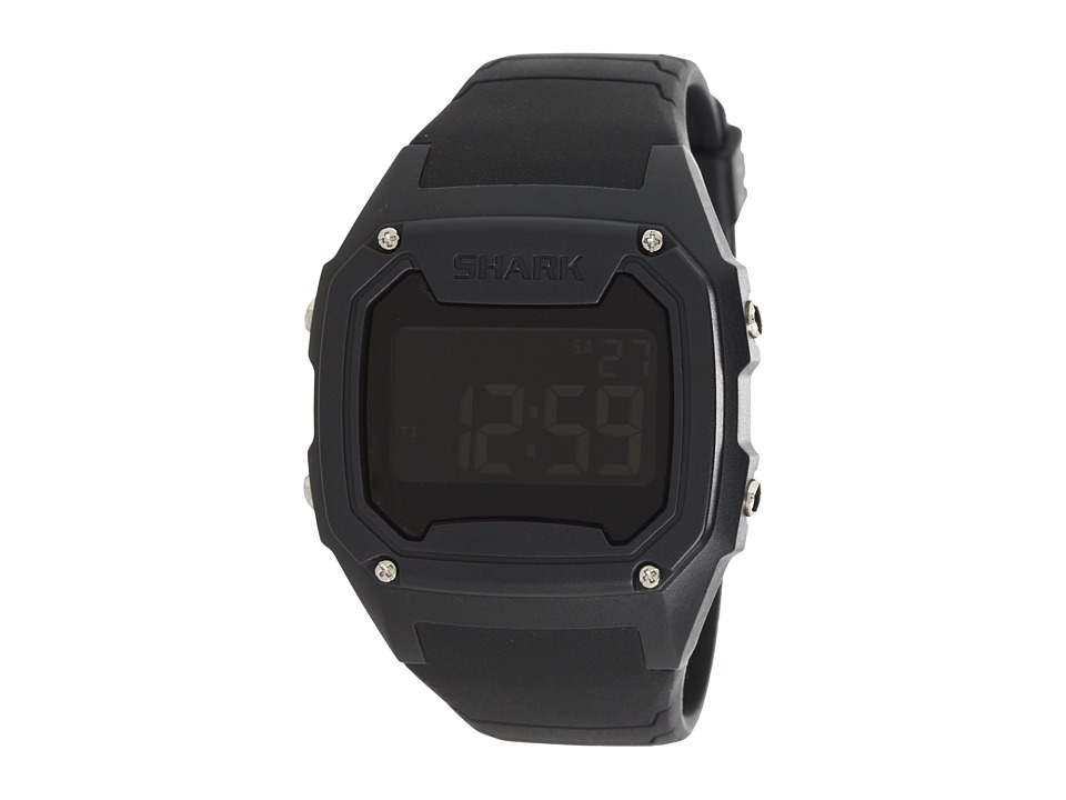 Freestyle Killer Shark Silicone Black Watches