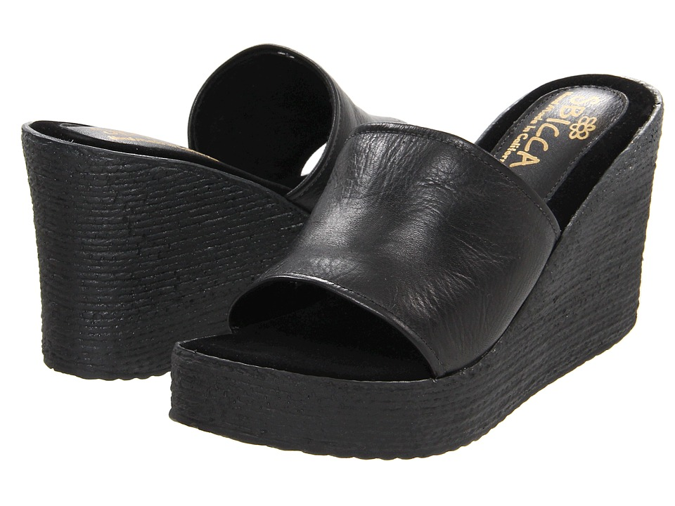 Sbicca Naomi (Black) Women's Sandals