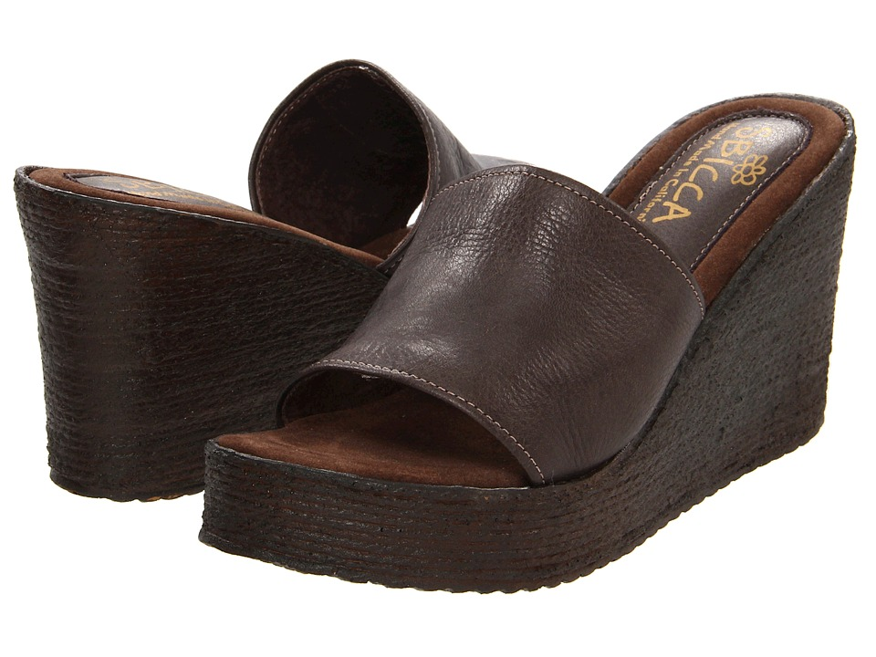 Sbicca Naomi (Brown) Women's Sandals