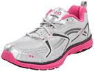 Ryka - Transpire (Chrome Silver/Steel Grey/Pink Lollipop) - Footwear