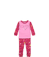 Life is good Kids - Jamboree Heart Two Peace Set (Newborn/Infant)