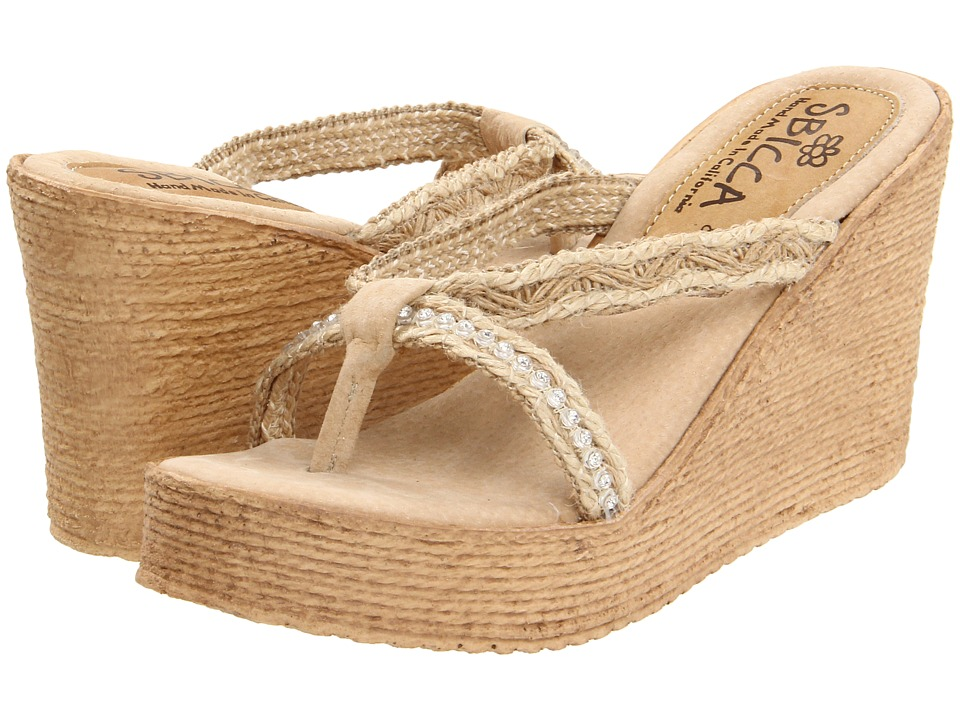Sbicca Jewel (Natural) Wedges
