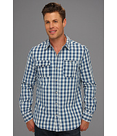 Joe's Jeans - Indigo Check Relaxed Shirt
