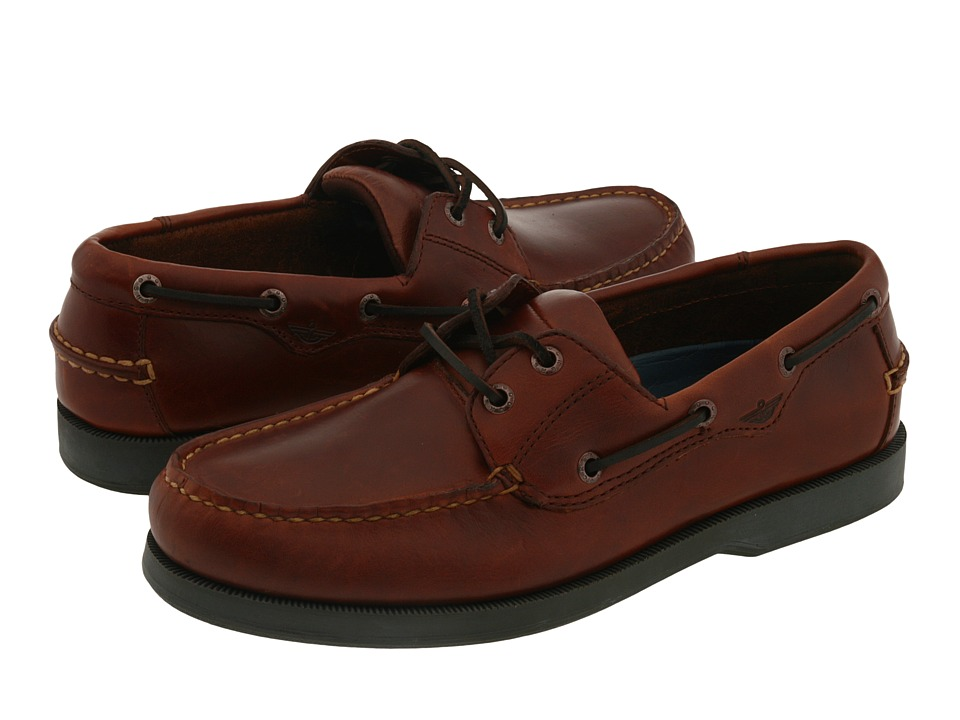 Dockers Castaway Boat Shoe (Raisin) Men