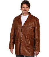 Scully - Men's Contemporary Hand Finished Premium Lambskin Blazer Big Sizes