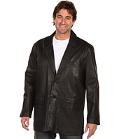 Scully - Men's Contemporary Hand Finished Premium Lambskin Blazer Long Sizes
