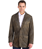 Scully - Men's Contemporary Vintage Butter Soft Sheepskin Blazer Regular Sizes
