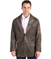 Scully - Men's Western Cut Vintage Butter Soft Sheepskin Blazer Regular Sizes