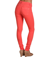 James Jeans - Twiggy Faux Front Pocket Legging in Coral