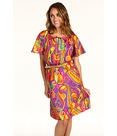 Trina Turk - Nuriya Flutter Sleeve Dress