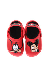 Crocs Kids - Mickey Mouse™ & Goofy™ Lined Clog (Toddler/Youth)