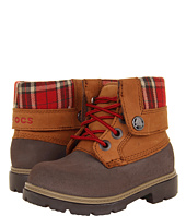 Crocs Kids - Cobbler Plaid Lined Boot (Toddler/Youth)
