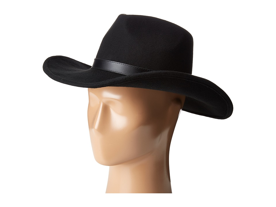 M&F Western - Indy (Black) Cowboy Hats